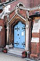 St Mary, Lansdowne Road, London N17 - Doorway - geograph.org.uk - 985870.jpg