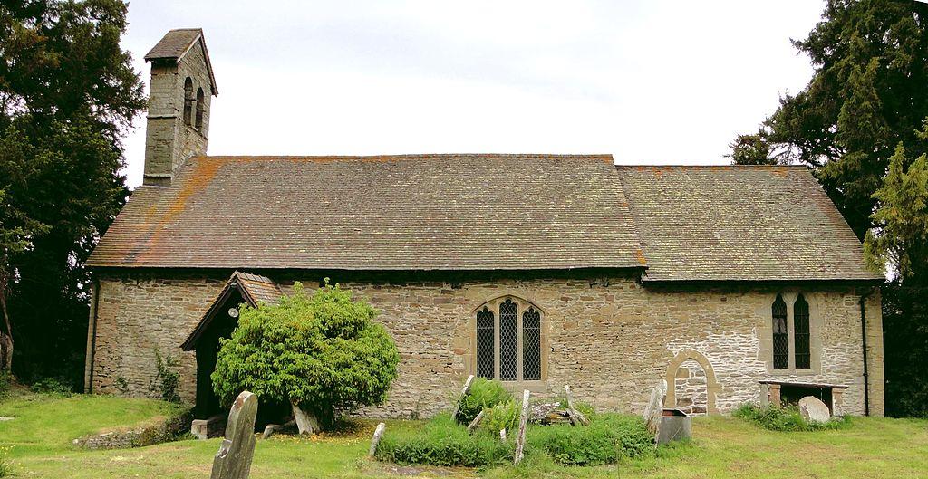 St Mary Magdalene, Leinthall Starkes