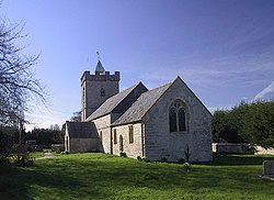 St Peter's Church, Catcott, Somerset. Part 13th Century. Grade1 Listed Building - geograph.org.uk - 124501.jpg