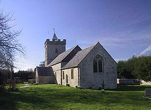 Catcott - Image: St Peter's Church, Catcott, Somerset. Part 13th Century. Grade 1 Listed Building geograph.org.uk 124501