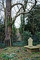 St Peter's Church, Shelley, Essex - churchyard at west.jpg