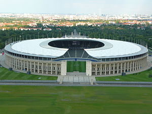 2006 FIFA World Cup - Image: Stade Olympique Berlin Ext