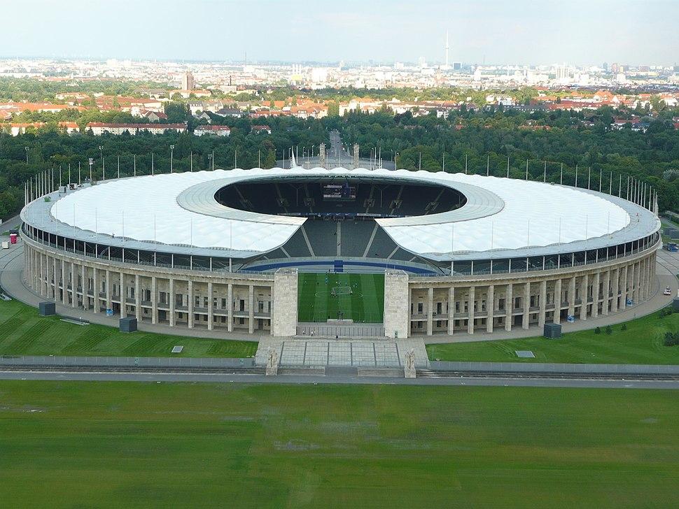 Stade Olympique Berlin Ext