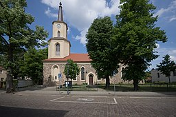 Stadtkirche St Andreas Teltow 2018