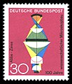 Stamps of Germany (BRD) 1968, MiNr 548.jpg