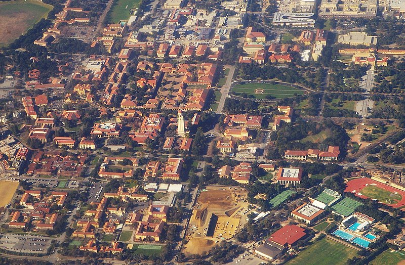 File:Stanford University from above.jpg
