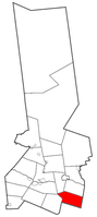 Location of Stark in Herkimer County