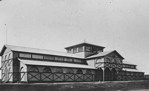 Old Museum Building, Brisbane - The original exhibition building