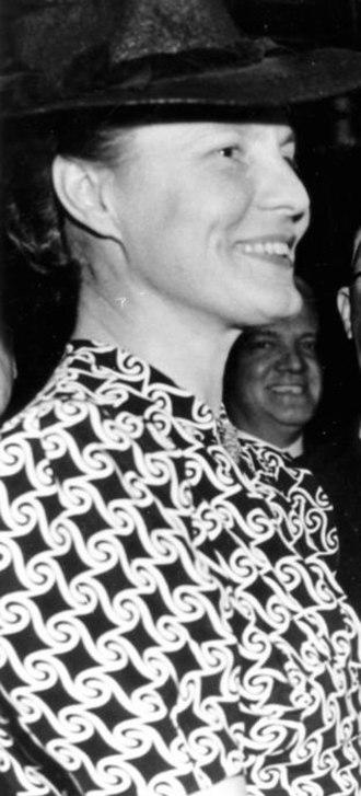 Edith Summerskill - Edith Summerskill meets Queensland MPs in Brisbane, 1944