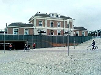 Apeldoorn - Central station Apeldoorn