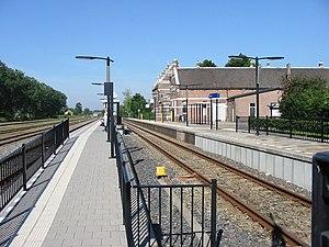 Kesteren railway station - Image: Station Kesteren