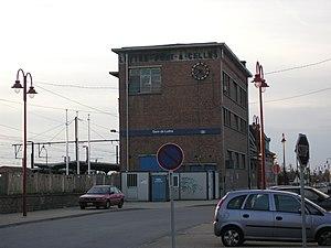 Pont-à-Celles - Image: Station Luttre