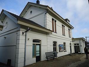 Oudenbosch railway station - Image: Station oudenbosch