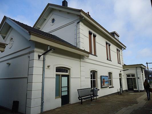 Oudenbosch railway station