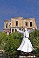 Statue de Derviche tourneur.JPG