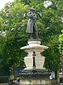 Statue of John Howard, St Paul's Square, Bedford - geograph.org.uk - 1385510.jpg
