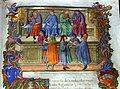 Statuto della mercanzia di siena, con il tribunale della mercanzia di sano di pietro, 1472-73, 02.jpg