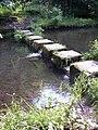 Stepping Stones, Chellow Dean, Heaton - Allerton, Bradford - geograph.org.uk - 490018.jpg