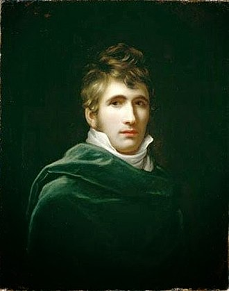 Joseph Karl Stieler - Self-portrait by Stieler, 1806