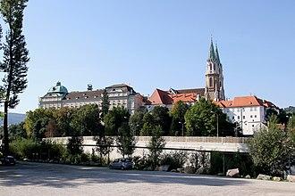 Klosterneuburg Monastery - Image: Stift Klosterneuburg NO