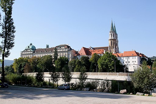Stift Klosterneuburg NO