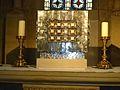 Stiftskirche Langenhorst Altar.JPG