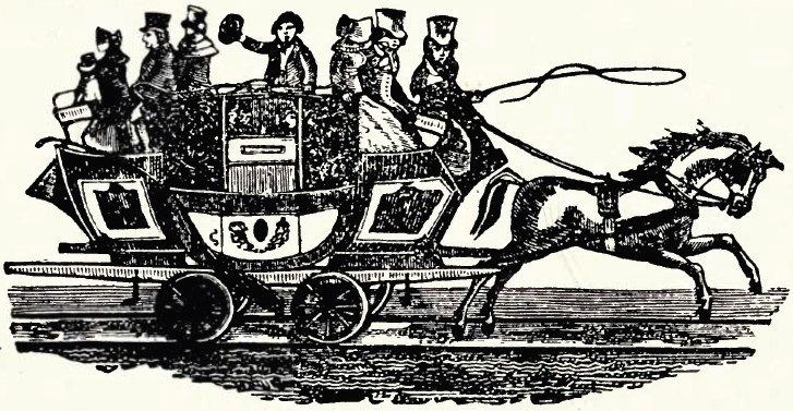Stockton & Darlington Railway Union Coach