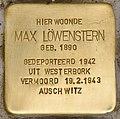 Stolperstein für Max Löwenstern (Den Haag).jpg