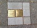 Stolpersteine Kleve Pannofenstraße 12.jpg