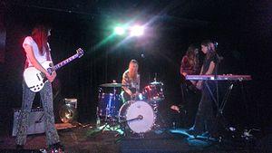 Stonefield Band Wikipedia