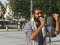 Stop Bombing Gaza (18 July 2014, Ljubljana, Slovenia) 6.JPG