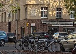 Mascovstraße in Leipzig