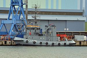 Stralsund, Volkswerft (2012-06-28), by Klugschnacker in Wikipedia (5).JPG
