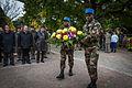 Strasbourg monument aux morts cérémonie Toussaint 2013 10.jpg