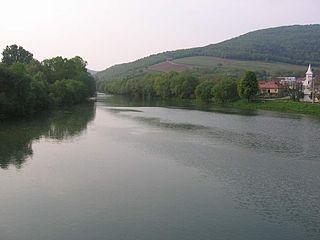 Strážske Town in Slovakia