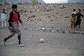 Street football in Iran فوتبال خیابانی (یا زمین خاکی) - یا (گل کوچیک) در ایران- منطقه جنوب کرمان 29.jpg