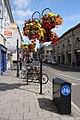 Street furniture, Bury St Edmunds - geograph.org.uk - 1425763.jpg