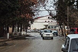 Khojavend (town) - Martuni