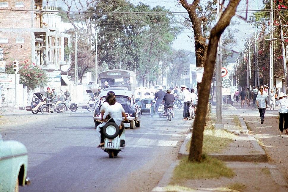 Street of Saigon, 1967
