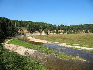 District in Vologda Oblast, Russia