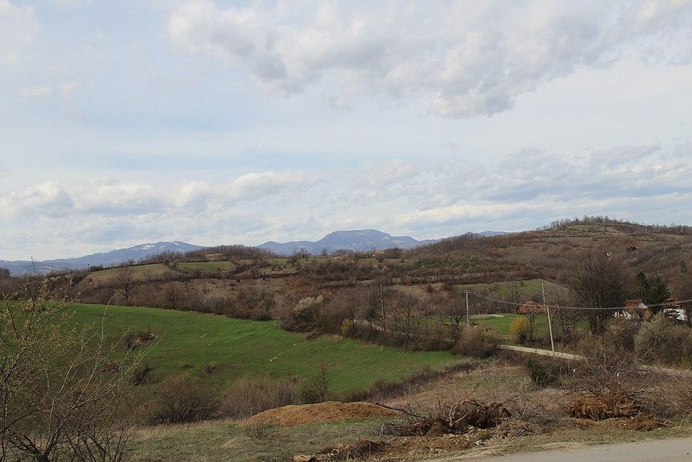 Strmna Gora - opština Valjevo - zapadna Srbija - Panorama 16