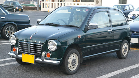 Subaru Vivio Bistro