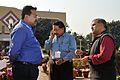 Subhabrata Chaudhuri - Indranil Sanyal - Anil Shrikrishna Manekar - Science City - Kolkata 2014-02-13 2676.JPG