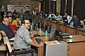 Subhabrata Chaudhuri Talks - Modern Display Techniques Training - NCSM - Kolkata 2010-11-15 7867.JPG
