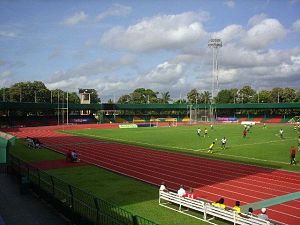Sri Lanka national football team - Sugathadasa Stadium