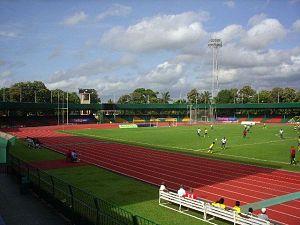 Sugathadasa Stadium - Image: Sugatadasa Stadium
