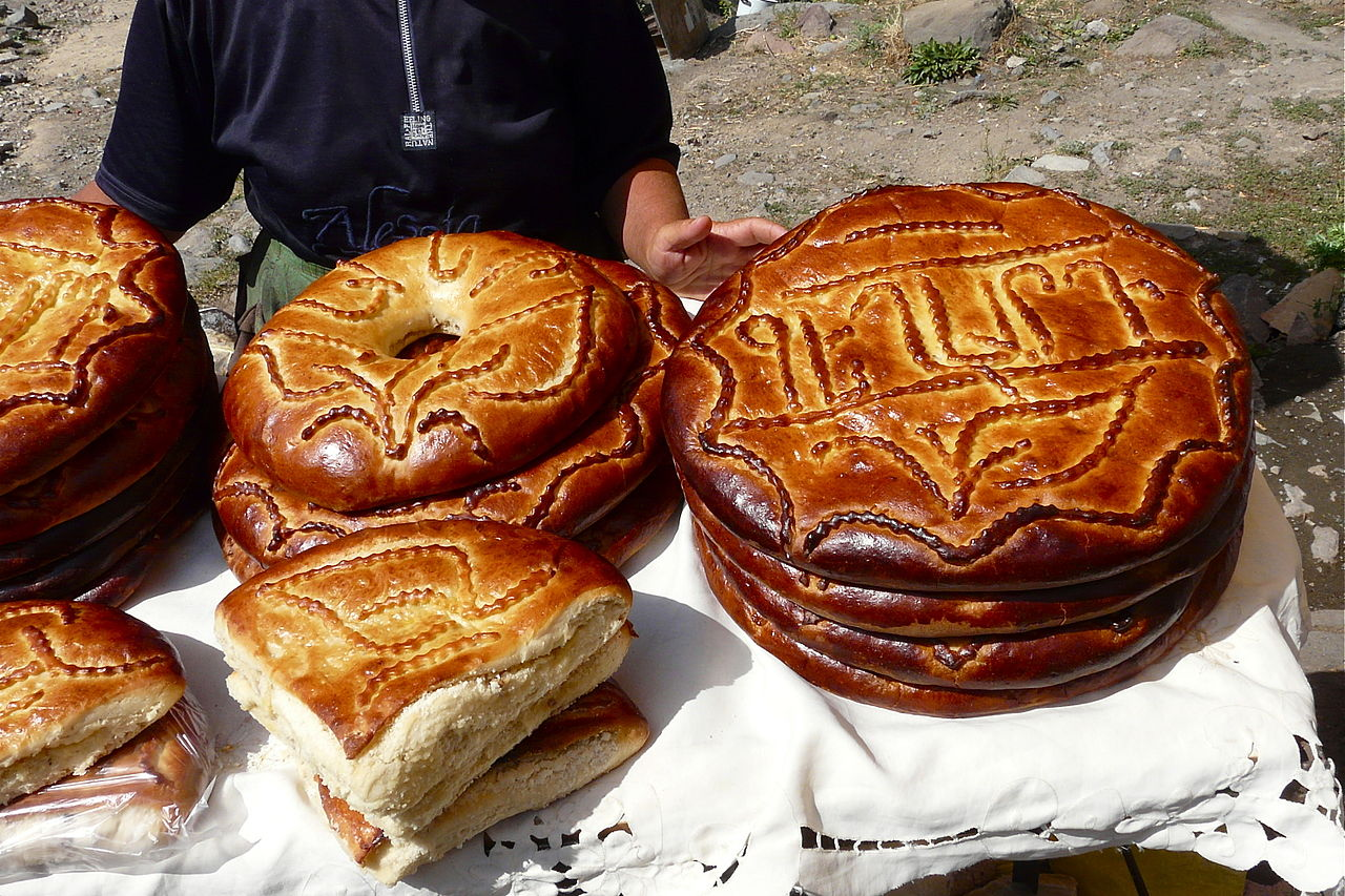 File suikerbrood van geghard armenia 2910350766 jpg for Armenian national cuisine