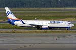 SunExpress, TC-SUY, Boeing 737-86N (19505228878).jpg