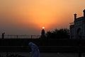 Sun set from Tomb of Shah Rukn-e-Alam.jpg