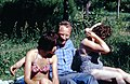 Sunbathers in the Woods in Moscow 1964.jpg